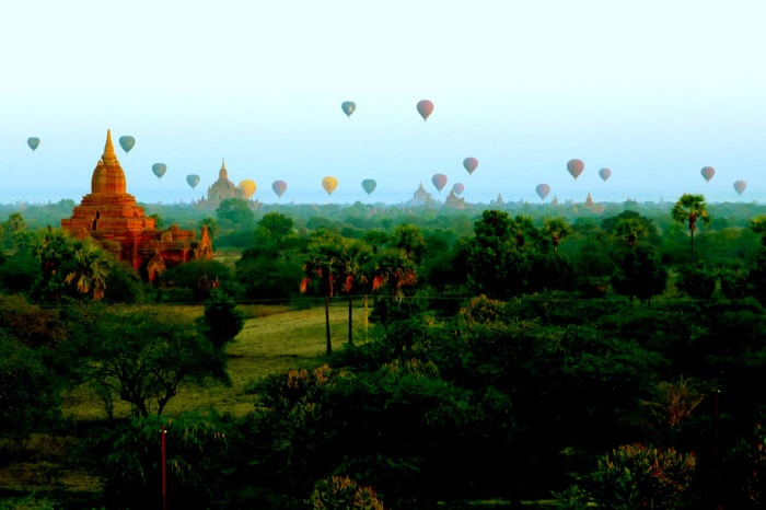 All Balloons Bagan